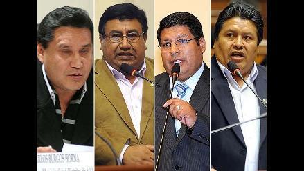 Los políticos peruanos que mintieron en sus hojas de vida