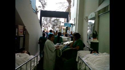 Cusco: león ataca a una profesora en plena función circense