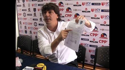 Jean Ferrari: Faltó sancionar a Juan Reynoso por la bronca en Arequipa