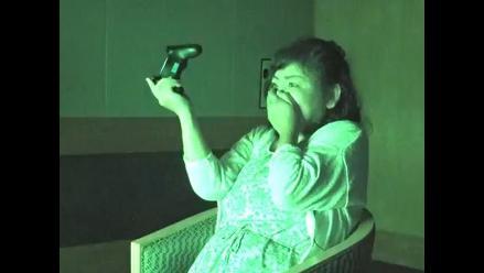 Mira cómo reaccionan las japonesas ante un videojuego de terror