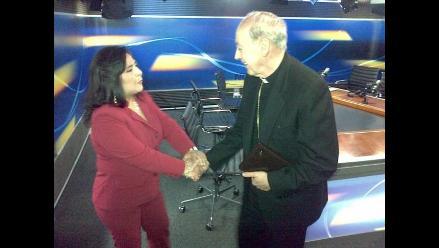 Ana Jara pide a Cipriani orar para que le vaya bien el 20 de agosto