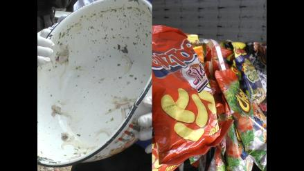 Huancayo: 80 % de cafetines escolares venden comida chatarra