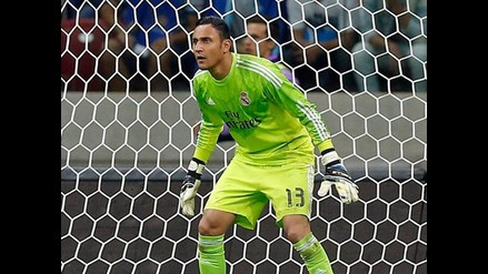 Keylor Navas dice que no tiene motivos para llevarse mal con Iker Casillas
