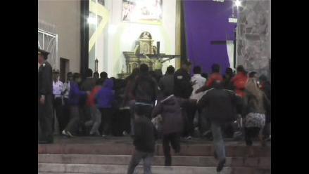 Brasil: Asaltante tomó a sacerdote de rehén dentro de una iglesia