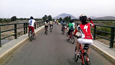 Trujillo: Vamos a la playa, pero en bicicleta!