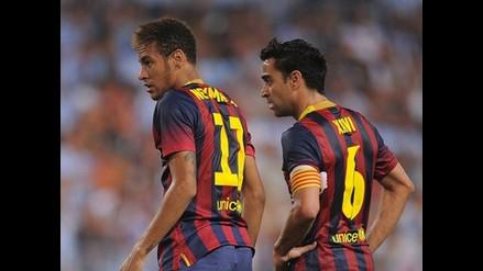 Neymar y Xavi recibirían el alta médica para disputar el Joan Gamper