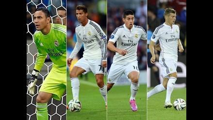 Un Real Madrid de ensueño busca nuevos retos en temporada 2014-2015