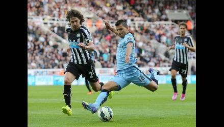 Manchester City debutó con triunfo ante Newcastle en la Premier League