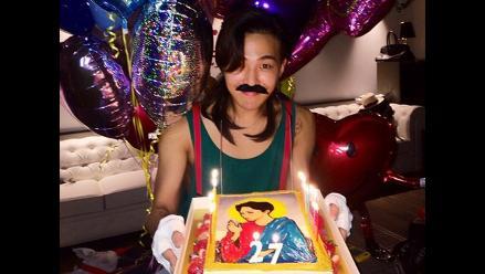FOTOS: G-Dragon celebra su cumpleaños 26 en Japón