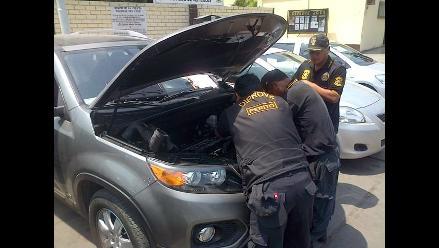 Policía explica qué hacer ante el robo de vehículos y extorsión