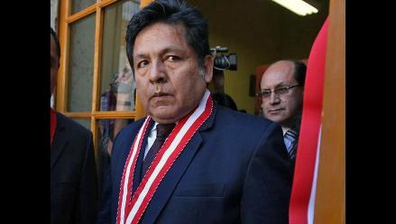 Áncash: cuatro fiscales formalizan denuncia contra fiscal de la Nación