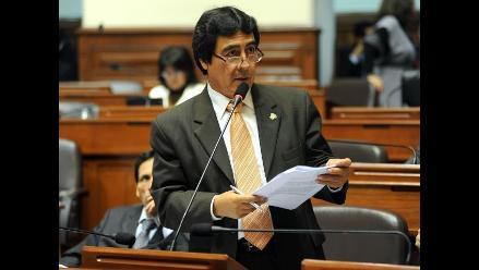 Víctor Grandez culpa a Yván Vásquez de denuncia en su contra
