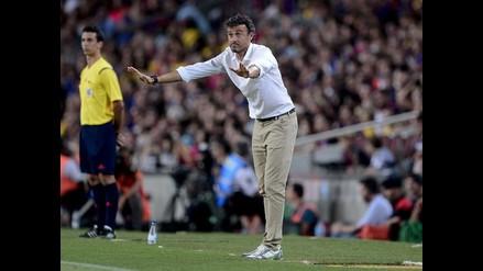 Luis Enrique destacó la dupla Messi-Neymar tras ganar el Joan Gamper