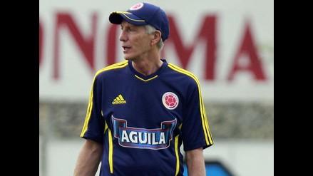 José Pekerman renovó con selección Colombia y estará como DT hasta 2018