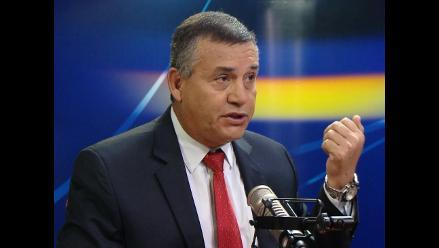 Urresti tras críticas: El Ministerio Público no colabora con la Policía