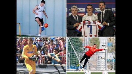 Real Madrid vs. Atlético de Madrid: Las astronómicas sumas de sus fichajes