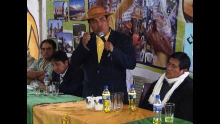 Poder Judicial sentencia a candidato a presidencia regional de Junín