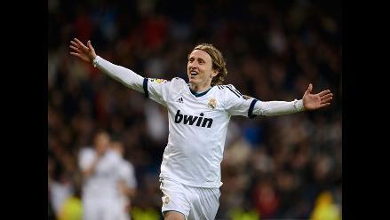 Real Madrid: Modric amplía su contrato por cuatro temporadas más