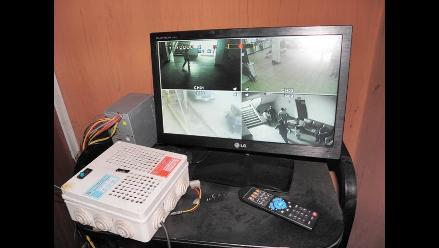 Huánuco: cámaras de vigilancia, patrulleros y motocicletas para seguridad