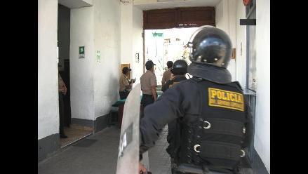 PNP detiene a María Burgos por estar implicada en caso ´La Centralita´