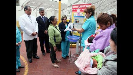 Ex Maternidad atiende a madres y recién nacidos pese a huelga médica