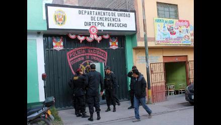 Ayacucho: efectivos policiales capturaron a presunto estafador