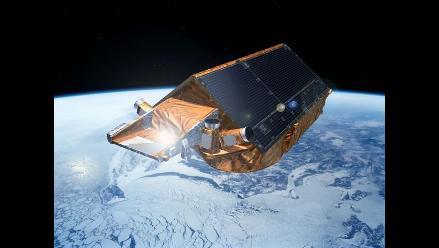 Satélite Cryosat revela que la Antártida pierde 500 km3 de hielo al año