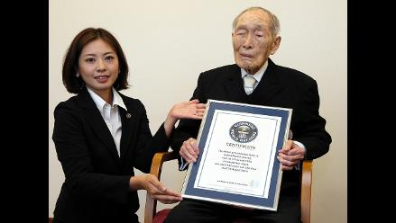 Japonés de 111 años, es el hombre más longevo del planeta