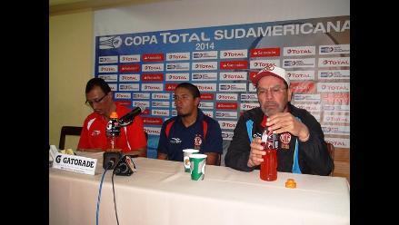Cajamarca: jugaremos a muerte para clasificar aseguró Reimond Manco