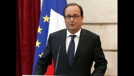 Francia propone ofensiva mundial contra yihadistas del Estado Islámico