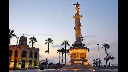 El Callao celebra 178° aniversario de autonomía política