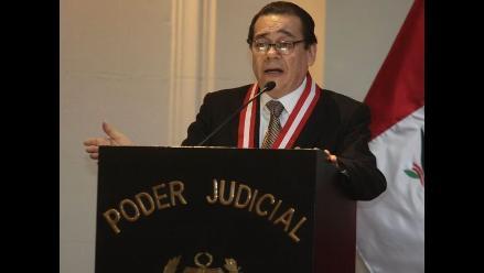Enrique Mendoza: Hay jueces y fiscales que integran redes criminales