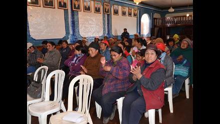 Junín: productores de maca solicitan mejorar controles aduaneros