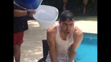 Ice Bucket Challenge: Prince Royce reta a Romeo Santos, Pitbull y Wisin