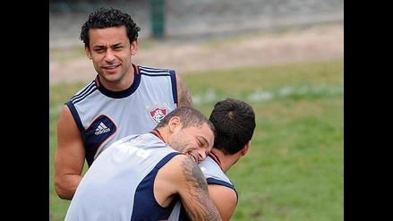 Fred amenazó boicotear partido de Fluminense si hay agresión de hinchas