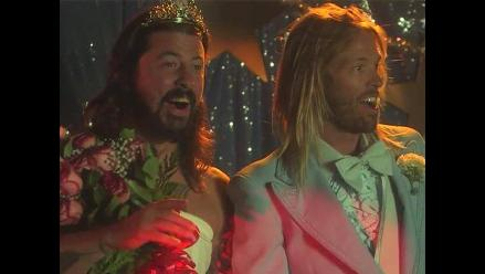 Ice Bucket: Foo Fighters cumple reto emulando escena de ´Carrie´