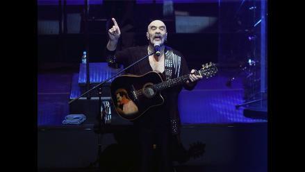 Frágil: Miembros originales se reunieron en histórico concierto