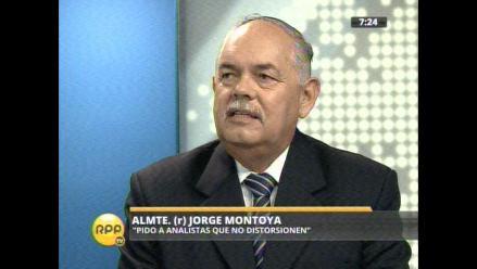 Jorge Montoya: Es serio que Chile no reconozca el Tratado del 29