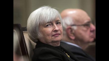Yellen: Mercado laboral en EE.UU. sigue frenado