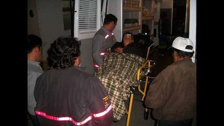 Arequipa: fallece hombre herido tras explosión en taller pirotécnico