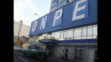 Tacna: ONPE organiza evento sobre transparencia de finanzas de campaña