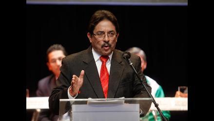 Cornejo: Estableceremos un pacto de ´punto fijo´ contra la delincuencia en Lima