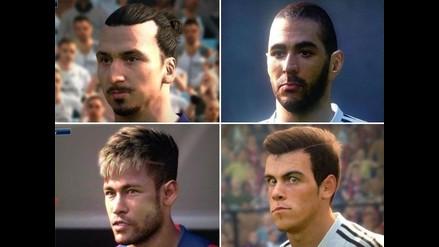PES 2015: Estos rostros vendrán en nueva versión del videojuego