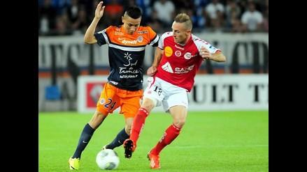 Jean Deza aclara que no cometió actos de indisciplina en el Montpellier