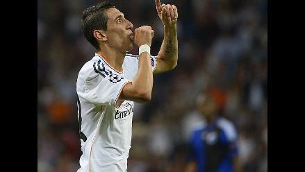 Ángel Di María firmará por el Manchester United, según prensa