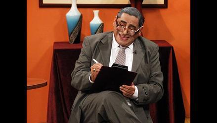 Carlos Álvarez podría regresar a la televisión
