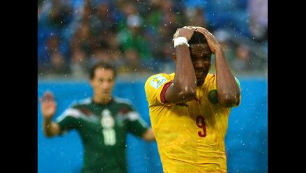 Camerún prescinde de Samuel Eto