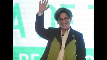 Villarán: Soy la única que garantiza la reforma del transporte