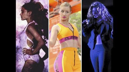 VMAs 2014: ellas compiten por el mejor video femenino