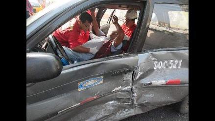 Piura: a la fecha se registran 47 muertes por accidentes de tránsito